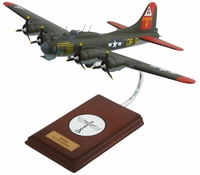 "B-17G Flying Fortress ""Nine O Nine"" Model"