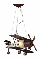Biplane Pendant Light | Super Sale