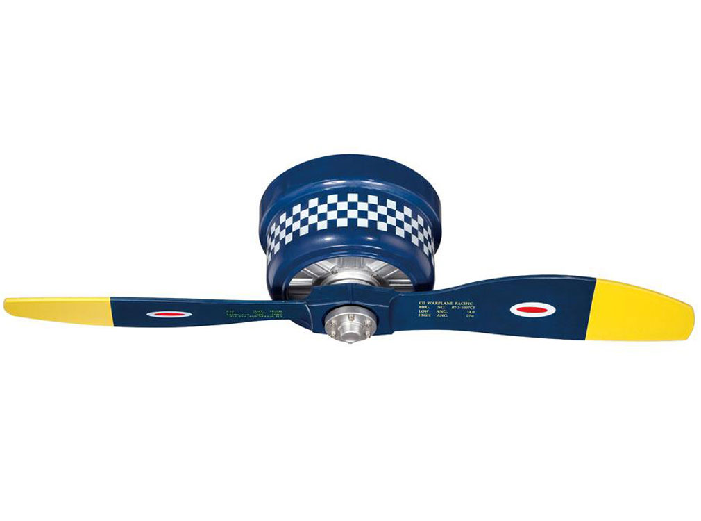 Black Sheep Warbird Airplane Ceiling Fan Airplane Fan