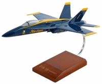 Blue Angels F/A 18 Hornet Model