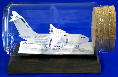 Business card sculpture c 17 globemaster airplane business card gift air cargo airplane business card sculpture colourmoves