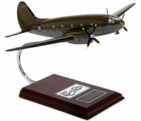 C-46 Commando Model Airplane
