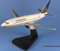 Continental B-737-300 Model Airplanes