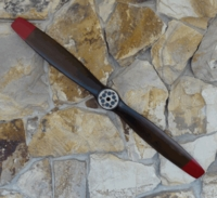 Decorative Wooden Airplane Propeller
