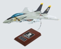 F 14A Tomcat Jolly Roger Model