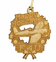 F-4U Corsair Ornament