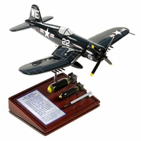 F4U-4 Corsair USMC Model - Weapons
