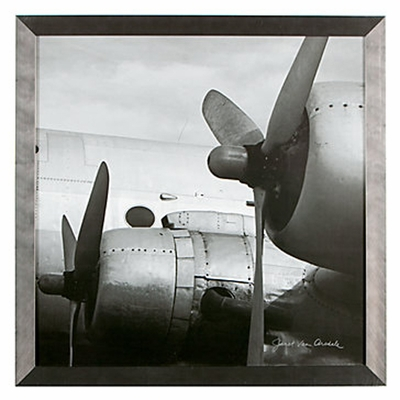 Aviation Art | Framed Vintage Airplane Photograph Art | Airplane ...