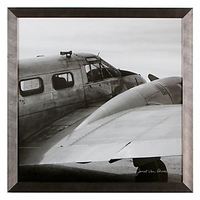 Large Photographic Airplane Art
