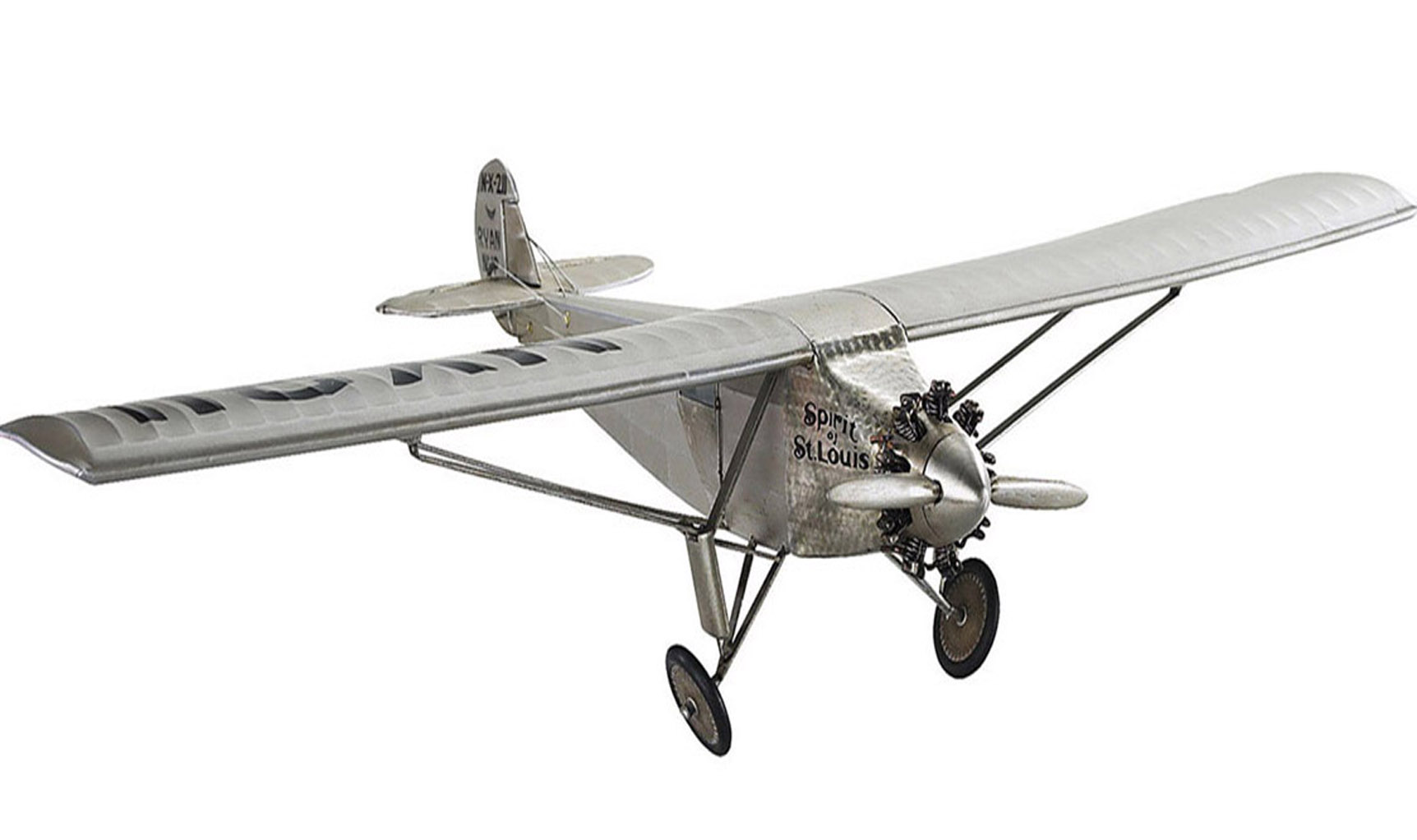 Spirit of St. Louis Model Airplane | Scale Model | Replica ...