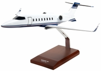 Learjet 45 Model Airplane