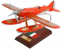MC 72 Macchi Castoli Seaplane Model Airplane