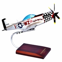 "P-51 Mustang ""Big Beautiful Doll"" Model"