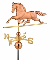 Patchen Horse Weather Vane