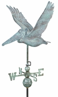 Pelican Weather Vane