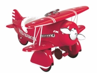 Red Baron Pedal Plane
