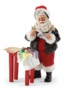 Santa as Pilot with DC-3 Airplane - 2 Piece set