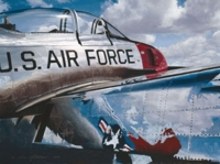 T-28A Trojan Limited Edition Canvas Artwork