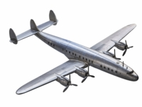 """The Connie"" Large Aluminum Model"