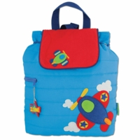 Toddler Airplane  Backpack or Travel Bag