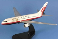 Trans World Airlines Boeing 767 Model Airplane