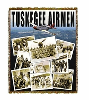 Tuskegee Airmen Throw/Blanket  - Save 29%