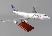 United Airlines B-747-400 Model