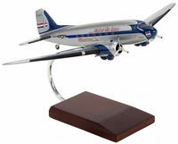 United Airlines DC-3 Model