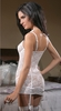 Bridal Chemise with Boning