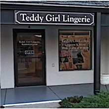 Clearwater, Florida Lingerie Store