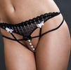 Crystal & Pearl Panty Victorian Styling
