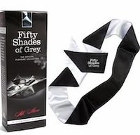Fifty Shades of Grey Deluxe Blindfold