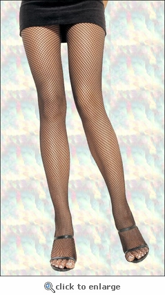 Fishnet Pantyhose with Spandex