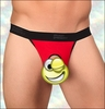 Men's Crotchless Micro Thong