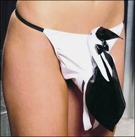 Men's Novelty Underwear Penguin G-String
