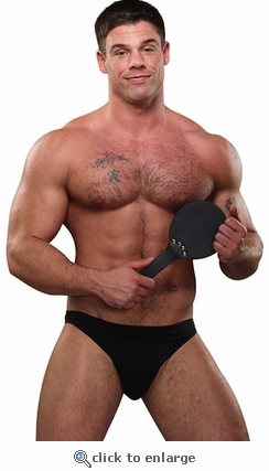 Men's Spank Me Open Rear Bikini