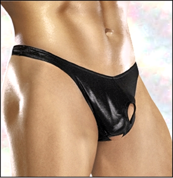 Men's Prolong Thong 2-Hole Helper