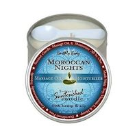 Moroccan Nights Massage Candle