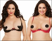 Plus Size Shelf Bra