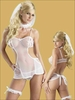 Queen Size Bridal Lingerie 5 Piece Set