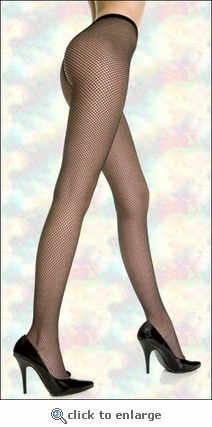 Queen Size Micro Net Tights