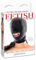 Submission Hood Accessible Mouth