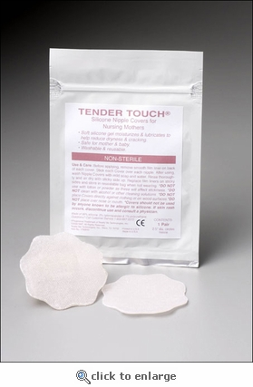 Tender Touch Nipple Covers for Nursing Mothers
