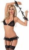 Tie Me Up Lingerie 5 Piece Set