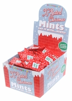 X-Rated Xmas Mints