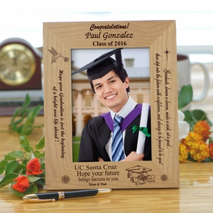 Personalized Graduation Picture Frame 4x6 Picture Frames