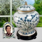 Forget-Me-Not Urns