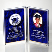 Graduation Personalized Acrylic  AGD726-BP