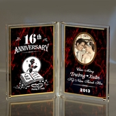 Personalized Anniversary Acrylic   AAN774-BP