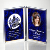 Personalized Birthday Book  Acrylic